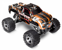 Stampede 2WD 1/10 RTR TQ Oranssi w/o Battery & Charger (36054-4OR)