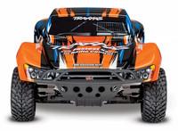 Slash VXL 2WD 1/10 RTR TQi TSM Oranssi (ei sis. akkua tai laturia) (58076-4ORG)