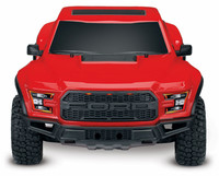 Traxxas Ford F-150 Raptor 2WD 1/10 RTR TQ Punainen (58094-1RED)