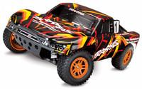 Slash 4WD 12T 1:10 RTR TQ Oranssi (68054-1ORN)