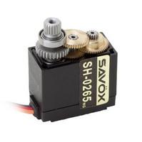 Servo 2,4 kg 0,075 s MG Micro (SH-0265MG)