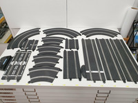 KÄYTETTY - Scalextric autoradan osia
