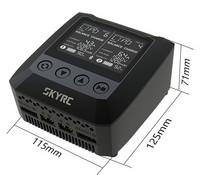 Laturi B6 Nano Duo 15A/2x100W, LiPo/LiFe/LiHV, NiMH, 100-24VAC