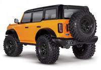 Traxxas TRX-4 Ford Bronco 2021 RTR Oranssi (ei sis. akkua/laturia)