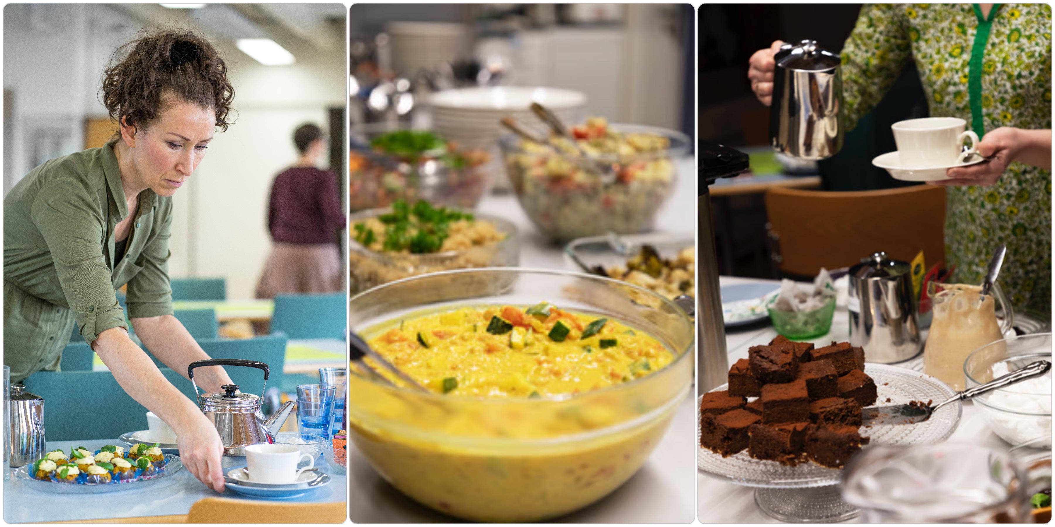 Tarjolla herkullinen vegaaninen ja gluteeniton kolmen lajin illallinen osana tapahtumakokonaisuutta 27.11.2020 Iittalassa