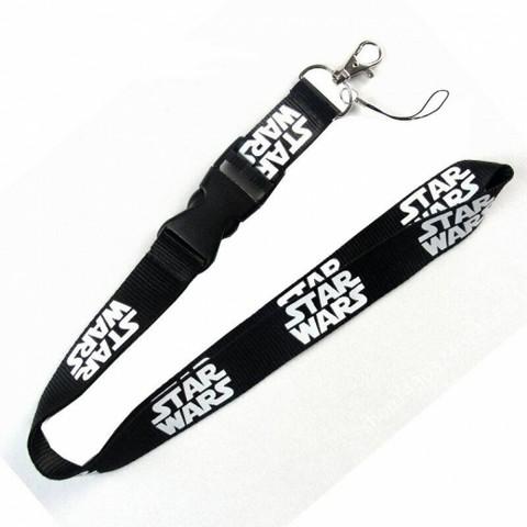 Star Wars avainnauha, musta