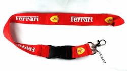 Ferrari avainnauha, punainen