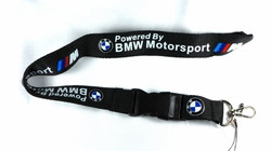 BMW Motorsport avainnauha, musta