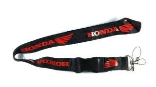 Honda avainnauha, musta