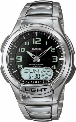 Casio Collection AQ-180WD-1BVES miesten kello