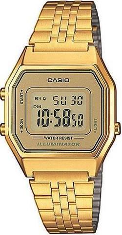 Casio Collection LA680WEGA-9ER naisten kello