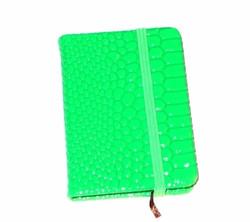 Mini muistikirja, vihreä