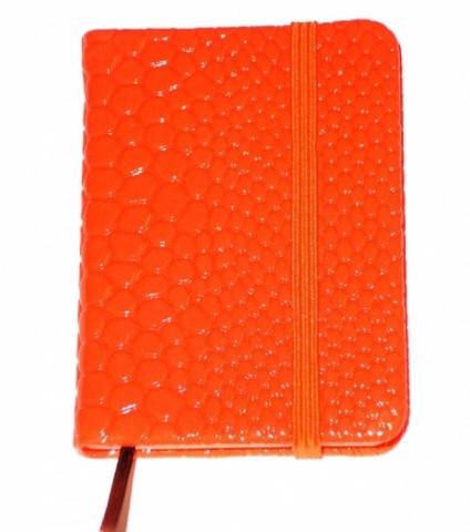 Mini muistikirja, oranssi