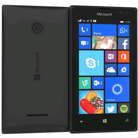Microsoft Lumia 532 Windows-puhelin, musta