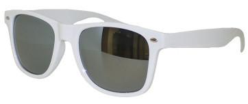 Wayfarer White naisten aurinkolasit