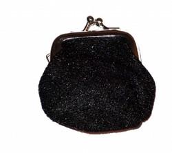 Hohto musta minikukkaro