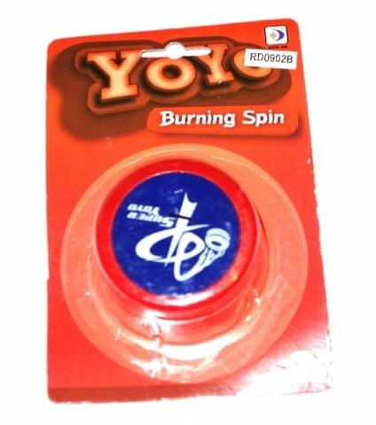 Burning Spin jojo
