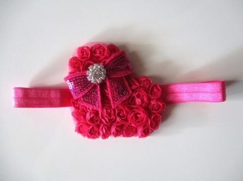 Ruususydän panta, pink