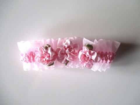 Light Pink Roses panta