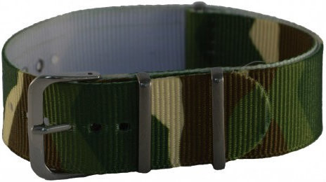 NATO ranneke Camouflage 18 mm