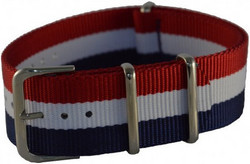 NATO ranneke Red White and Navy