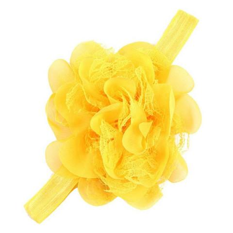 Kukkapanta, keltainen