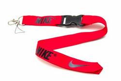 Nike avainnauha, punainen