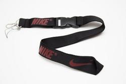 Nike avainnauha, musta/ punaruskea