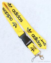 Adidas avainnauha, keltainen