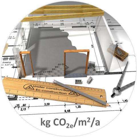 Rakennushankkeen elinkaaren hiilijalanjälkilaskenta (LCA)