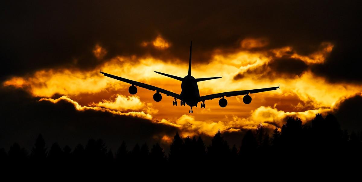 Lentämisen Päästöt
