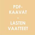 PDF-kaavat Lasten vaatteet