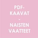 PDF-kaavat Naisten vaatteet