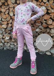 Paperikaava, Tiitiäinen housut 92-134 cm