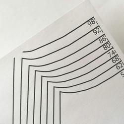 2-laatuinen Paperikaava, Metsän väki hupullinen romper, 56-98 cm