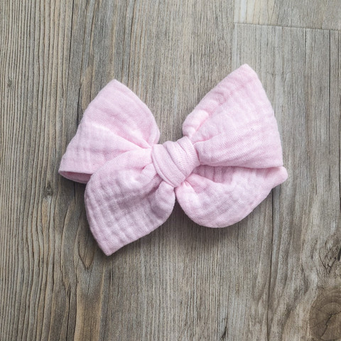 Rusettipinni, Harso, Light Pink