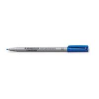 Staedtler Lumocolor 315 huopakynä 1mm vesiliukoinen sininen 10kpl