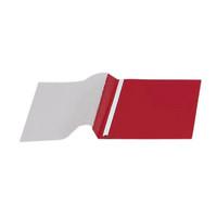 Esitekansio pikanitojalla A4 punainen