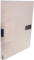 Puristuskansio A4 60-80 arkkia metallimekanismi kirkas