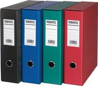 Mappi Mercantil selkätasku A4 sininen 20kpl laatikko