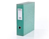 Mappi Mercantil kotelo A4 vihreä 9kpl laatikko