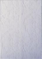 Kartonkikansi nahkajäljitelmä  A4 valkoinen 240g 100/laatikko