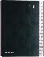 Esijärjestin Leitz 1-31 musta