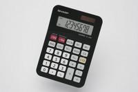 Pöytälaskin Sharp EL330FBBK