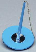 Ballograf Epoca Bank Desk set 128 kuulakärkikynä telineellä sininen runko
