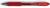 Geelikynä Zebra Sarasa 0,7 mm punainen