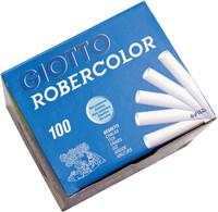 Liitu Robercolor valkoinen 100 kpl/rasia