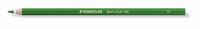 Puuvärikynä Staedtler Noris Club 144-5 vihreä 12 kpl/rasia