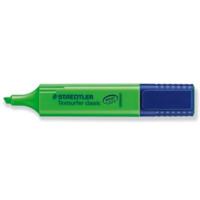 Korostuskynä Staedtler Textsurfer 364-5 1-5 mm vihreä 10kpl
