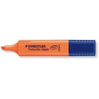 Korostuskynä Staedtler Textsurfer 364-4 1-5 mm oranssi 10kpl